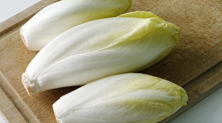 Witlof-aardappeltaart