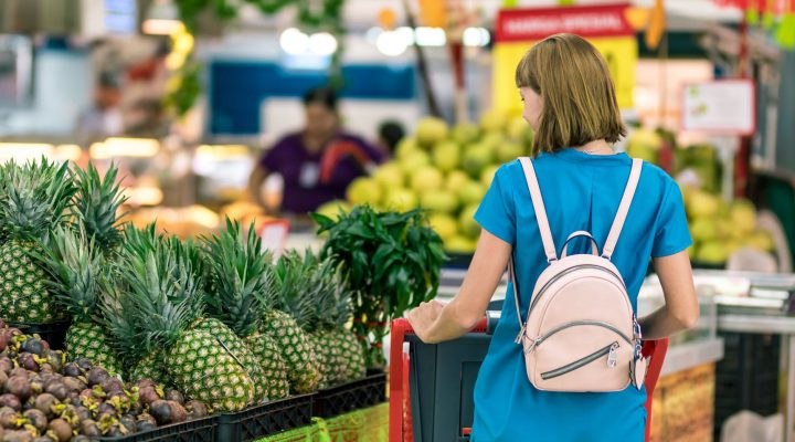80% van de supermarktaanbiedingen horen niet thuis in de schijf van vijf.